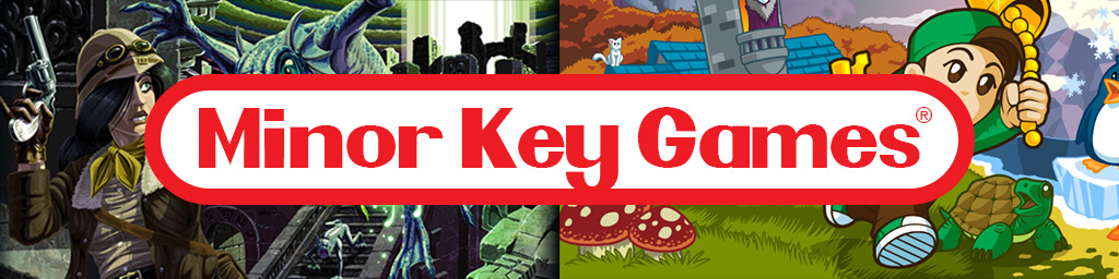 Minor Key Games